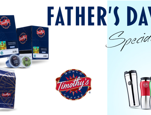 Timothy's Father's Day Campaign