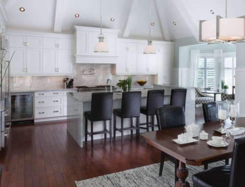 Contemporary Kitchen Photography